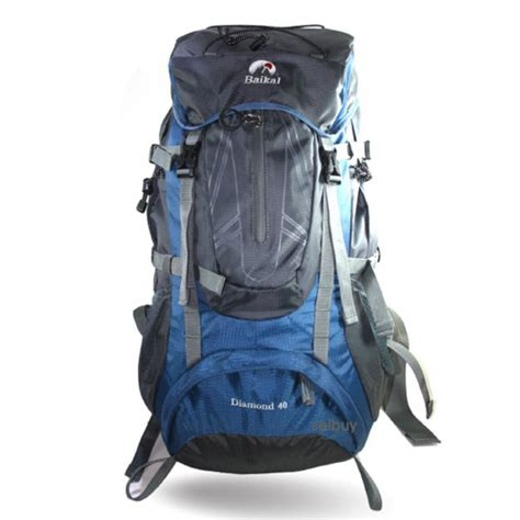 Ultra Light Backpack by Frame 40l Backpacking Backpacks Rucksack