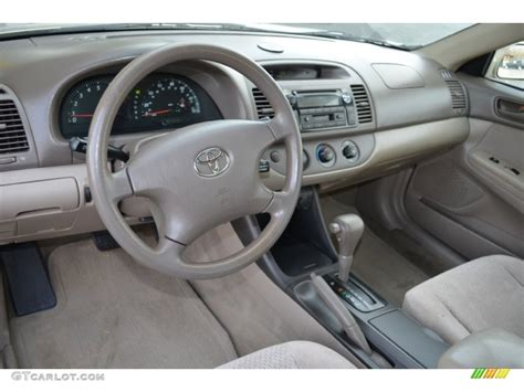 2003 Toyota Camry Interior by 2003 Toyota Camry Le Interior Color Photos Gtcarlot