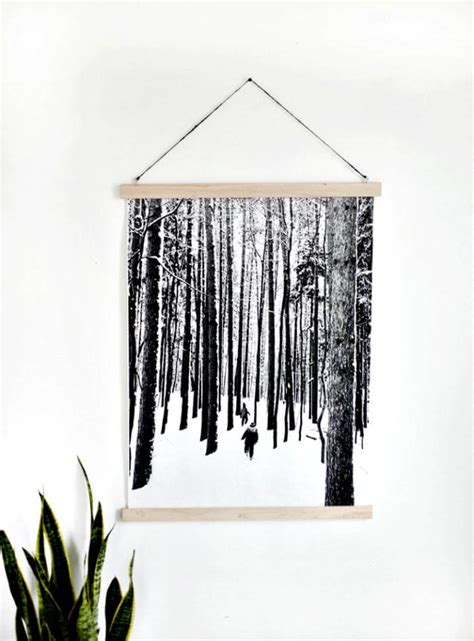 Handmade Prints - 35 best diy poster hangers poster boards or diy picture