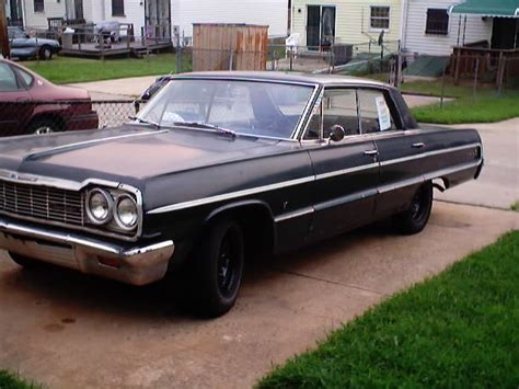4 Door Impala by 64 Impala Pages With Pictures And Other Info