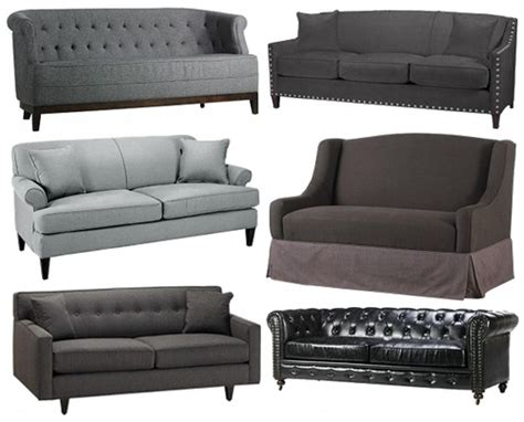 Sweet Sofas Under 1000 Design Sponge Gordon Tufted Sofa