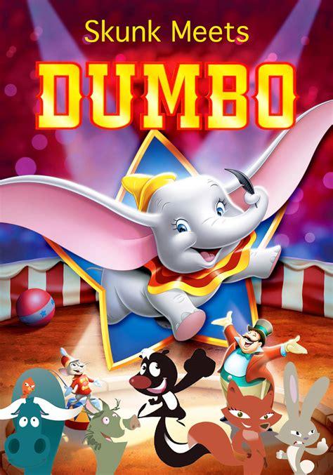 Skun Jumbo skunk meets dumbo skunk s adventures wikia fandom