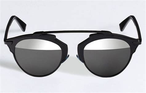 Cartier Revo Black Gold sunglasses s pre owned so real half mirror black