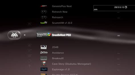 ps3 themes ps4 xmb 2 0 xmbpd xmb package downloader for ps3 gets updated to v0