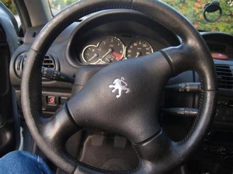 volante peugeot 206 changement volant 206 avec airbag questions techniques