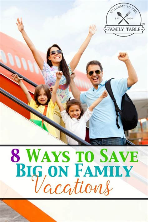 8 Ways To Get Your Family On The Fitness Wagon by 8 Ways To Save Big On Family Vacations Welcome To The
