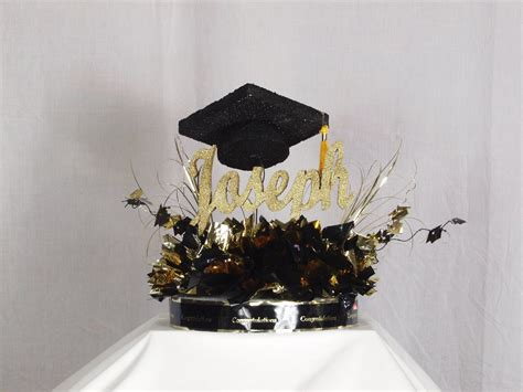 Graduation Centerpiece Grad Party Ideas Pinterest Ideas For Centerpieces For Graduation