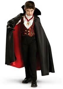 halloween costumes for vampires kids transylvanian vampire costume