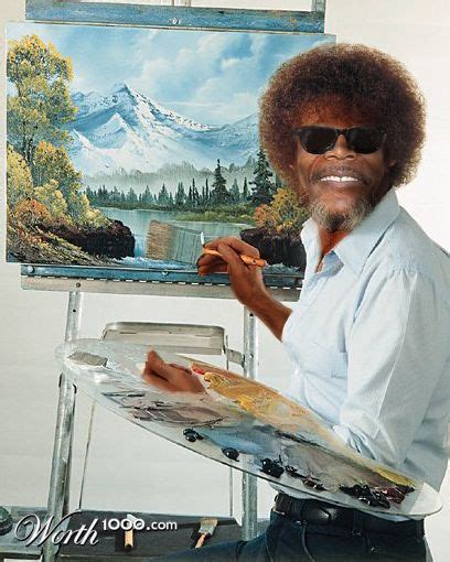 bob ross painter net worth 6 degrees of samuel l jackson worth1000 contests