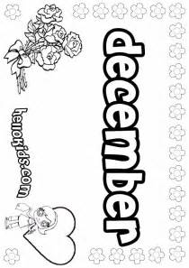 december coloring pages hellokids com
