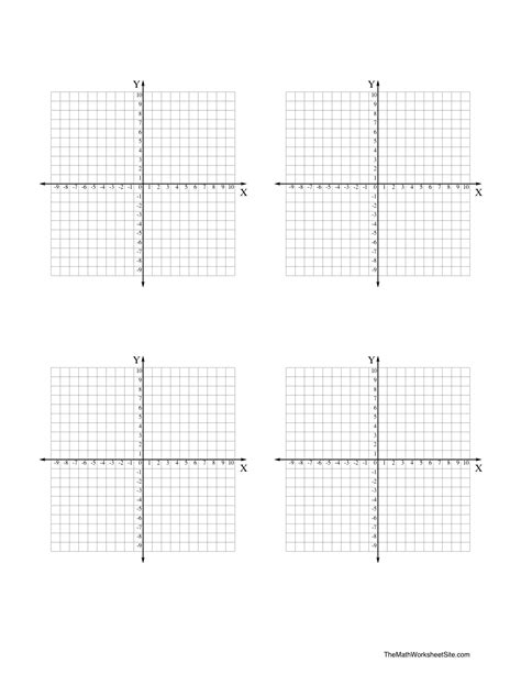 printable algebra graphs math worksheets grid paper worksheets graph paper and