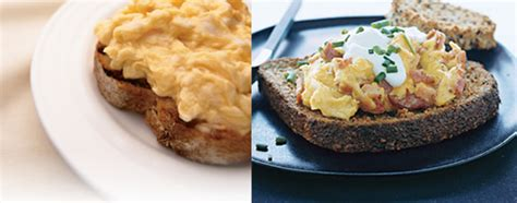 Scrambled Eggs Two Ways Ae Beginner Expert by Scrambled Eggs Two Ways Beginner Expert Popsugar Food