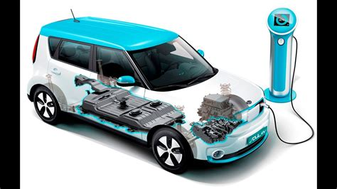 electric vehicle motor geneva motor show 2014 kia soul ev electric vehicle