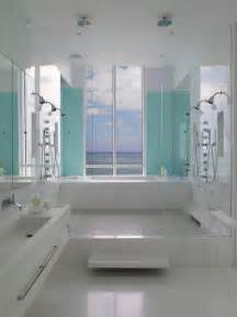 Bathroom Wall Tile Miami Post Designed Apartment At The Bath Club Miami