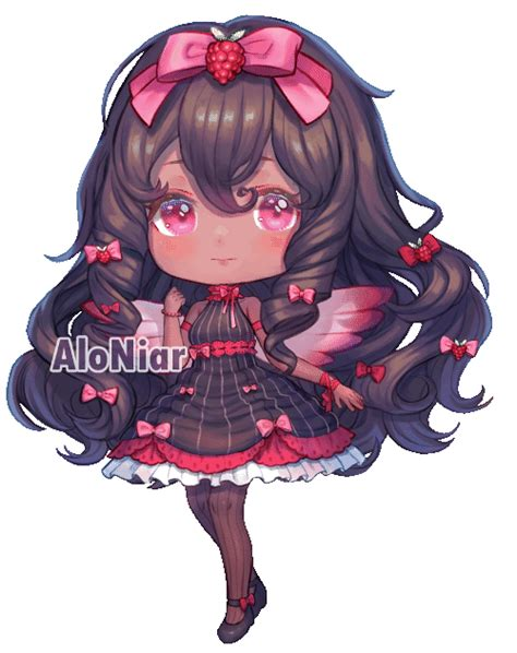 libro chibi girls horror an commission requested by rollingpoly by aloniar on