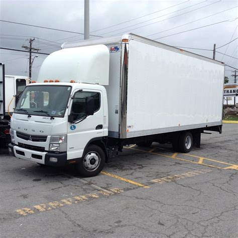 mitsubishi fuso box mitsubishi fuso canter fe180 for sale used trucks on