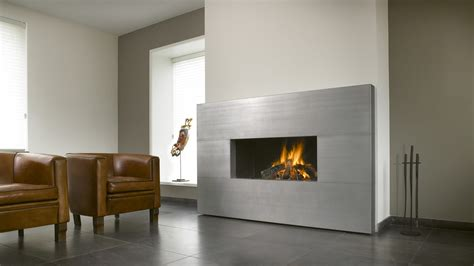 In The Wall Fireplaces by Modern In The Wall