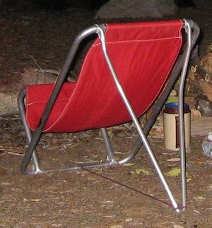 Sling Light Chair by Sling Light Chair Owner Review By Joe Backpackgeartest Org