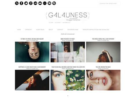 blogger templates for image gallery blogger template galauness iksandi lojaya