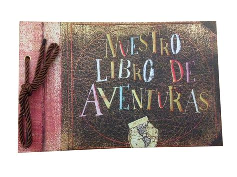 libro this is our house nuestro libro de aventuras our adventure book diy photo album wedding scrapbooking 80 pages