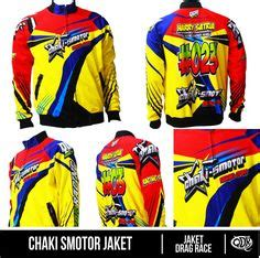 Jaket Rdrt kaos motor diki sublimation print by qita design drag