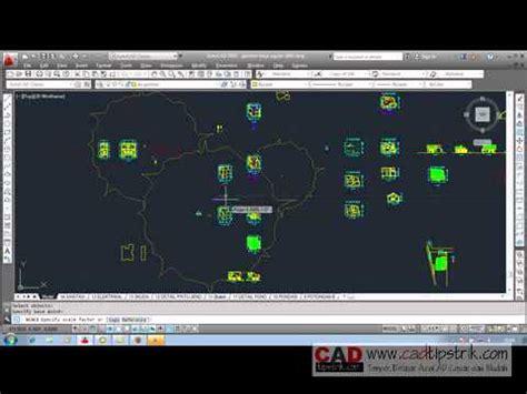 design center en autocad 2013 tutorial autocad 2013 cara memasukan objek pendukung pohon
