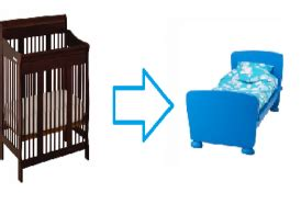 moving toddler from crib to bed let it go how changing how you do one chore can change