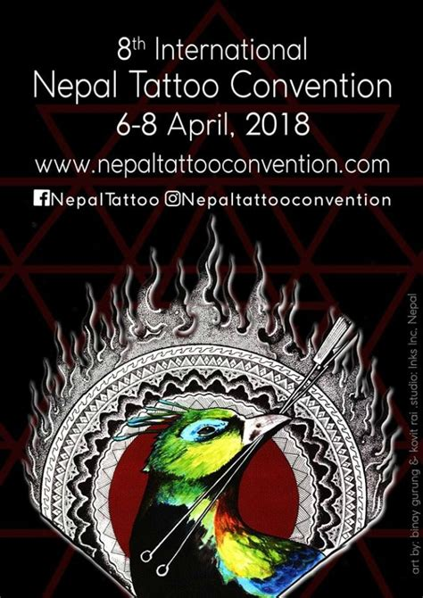 tattoo convention april 2018 8th nepal tattoo convention april 2018