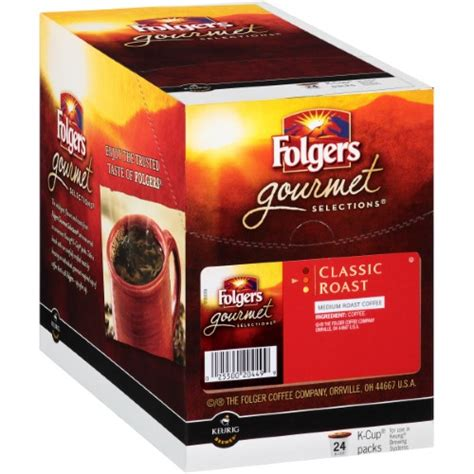 Coffee Elsewhere Folgers Gourmet Blends So What by Folgers Gourmet Selections Classic Roast Medium Roast