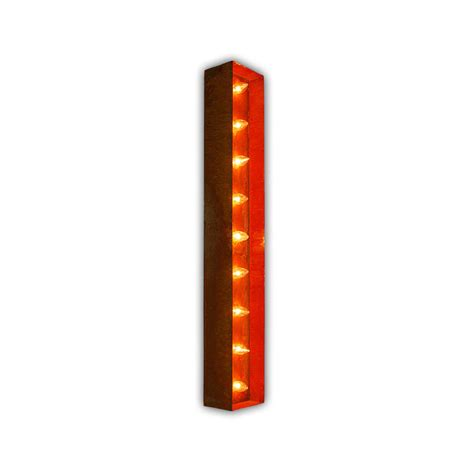 marquee lights 36 inch letter i marquee light by vintage marquee lights