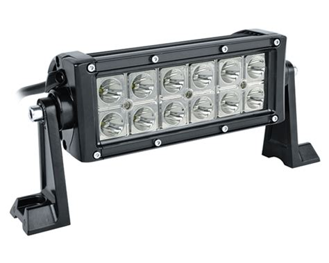 Totron Led Light Bar 6 Quot Led Light Bar Cree Dual Row Combo Totron