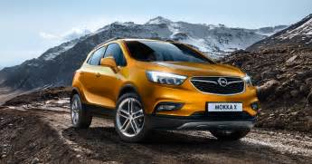Opel Co The New Opel Mokka X Reasons To The New Opel Mokka X