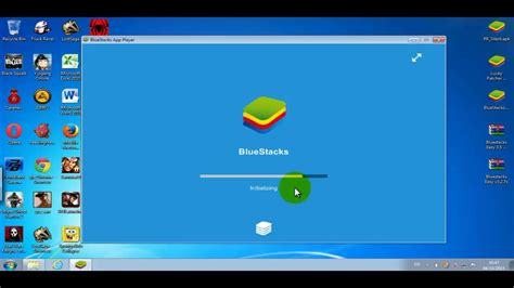 bluestacks just keeps loading bluestacks installing root with bluestacks easy and lucky