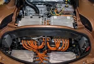 Lotus Evora Engine Lotus Testing Range Extender Hybrid Electric Vehicle