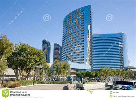 san diego buildings royalty free stock photos image 8882668