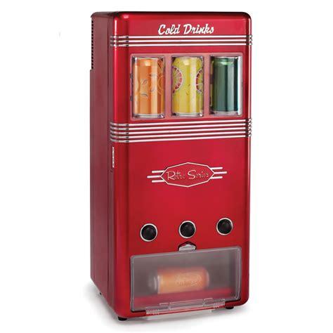 Countertop Soda by The 1950s Countertop Soda Pop Machine Hammacher Schlemmer