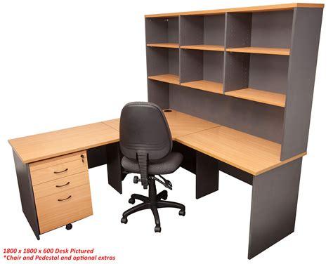 home office corner workstation desk express corner workstation desk with hutch office stock