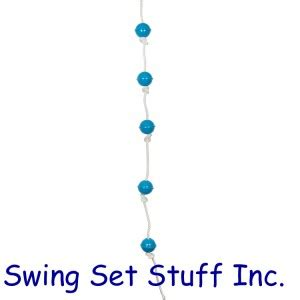 swing set stuff inc ball climbing rope swing set seat slide playground toy
