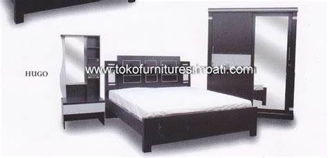 Kasur Hugo bedroom set minimalis klasik harga paling murah