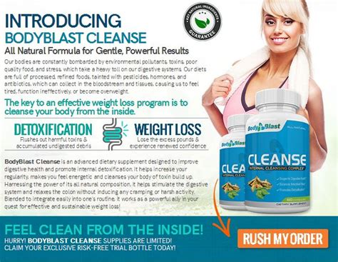 Detox Blast Cleanse by Detox Blast Reviews The Easy Weight Loss Pill