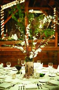 Enchanted forest centerpiece more wedding ideas rustic flowers wedding