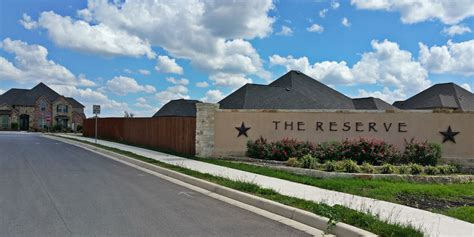 Garden Ridge Killeen Tx The Reserve At Schertz Real Estate And Homes For Sale