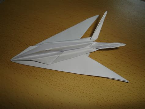 How To Make A Paper Nighthawk - f 117 origami by elitenavyseal on deviantart