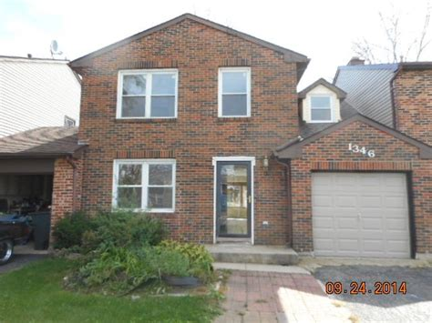 house for sale in carol stream 1346 georgetown dr carol stream illinois 60188 foreclosed home information
