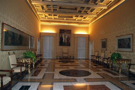 appartamento papale l appartamento papa aperto in anteprima mondiale le