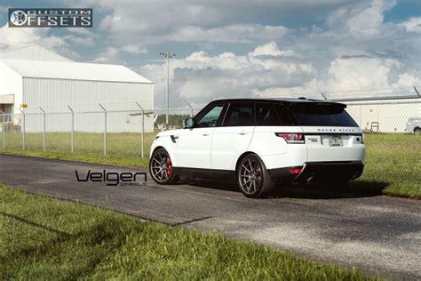 range rover stock rims wheel offset 2015 land rover range rover sport flush stock