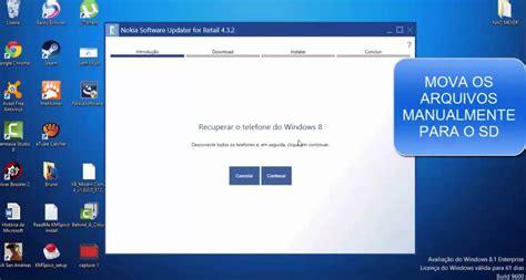 tutorial downgrade windows 10 tutorial como volta do windows 10 mobile para o windows