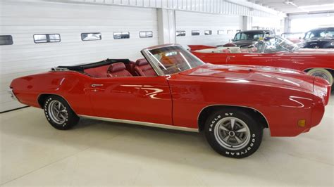 Clean Paint Off Carpet by 1970 Pontiac Gto Convertible Stock 130532 For Sale Near