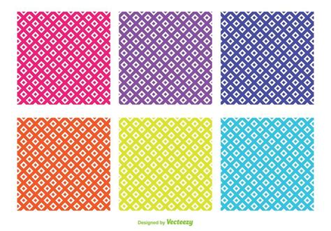 diamond shaped pattern eps assorted color diamond shape vector patterns download