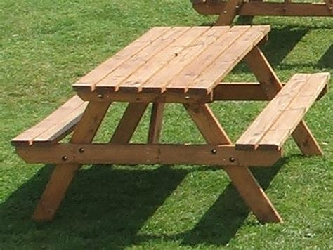 wooden picnic benches outdoor table hire garden table hire furniture hire london